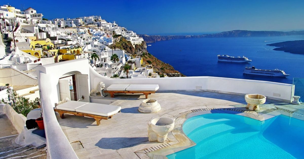 бюджетные туры в Грецию