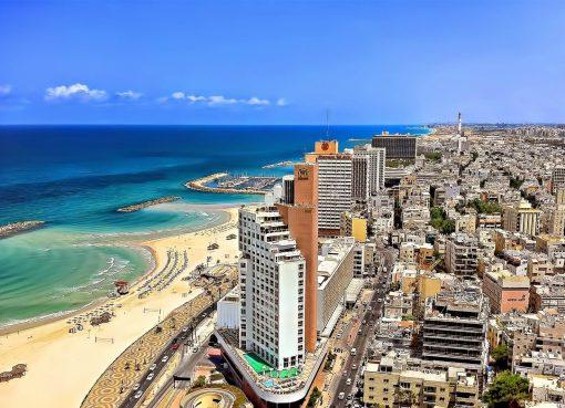 лучший пляжный отдых в Израиле