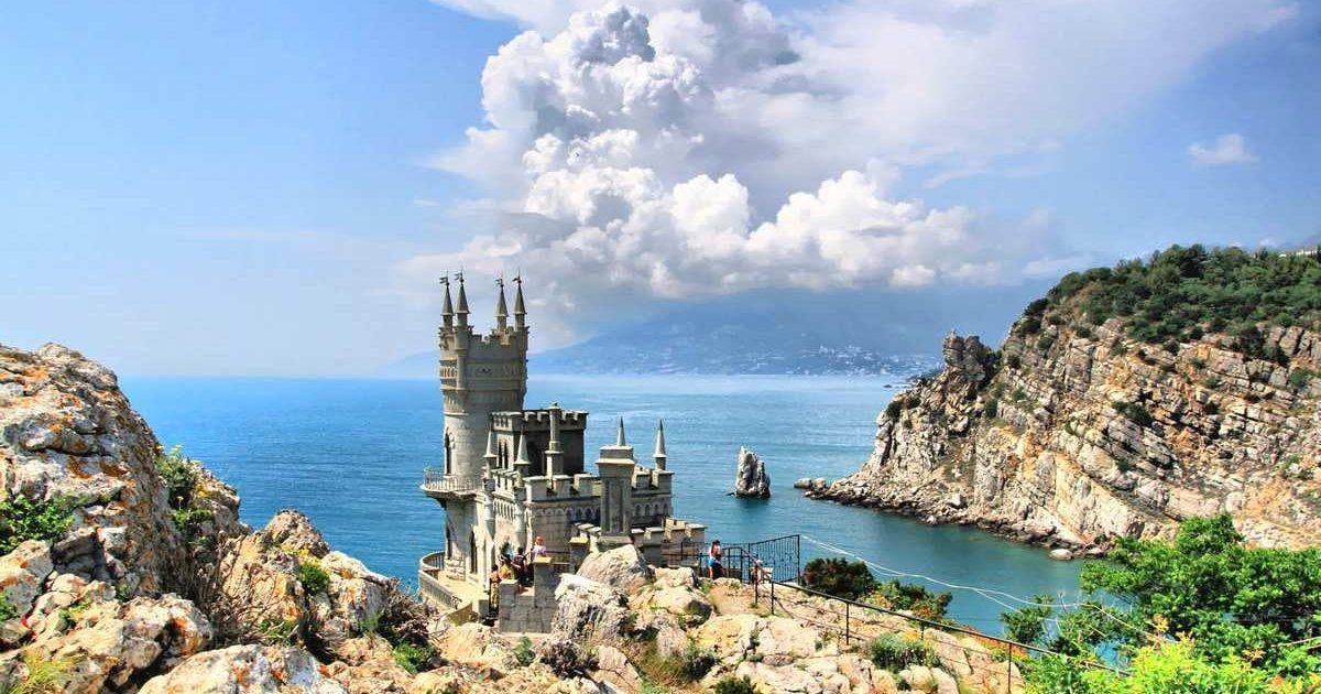 южный Крым отдых