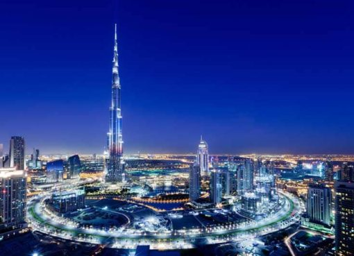 высота здания Бурдж Халифа