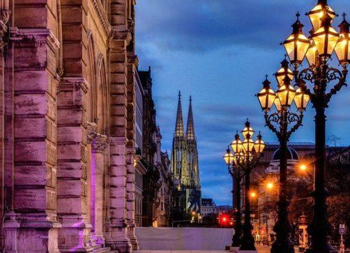 дворцы Вены