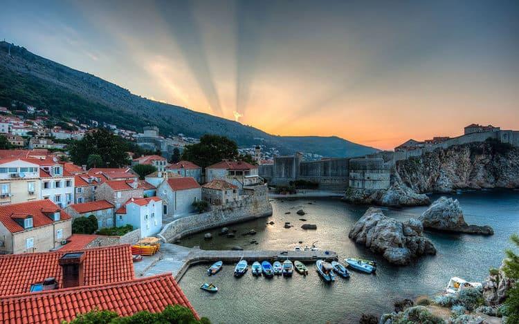самые красивые места в Хорватии