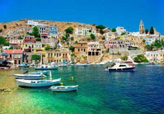 самостоятельное путешествие по Греции