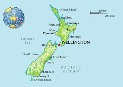 купить страховку в Новую Зеландию онлайн