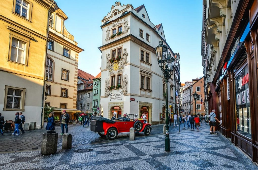 позновательная поездка в Чехию