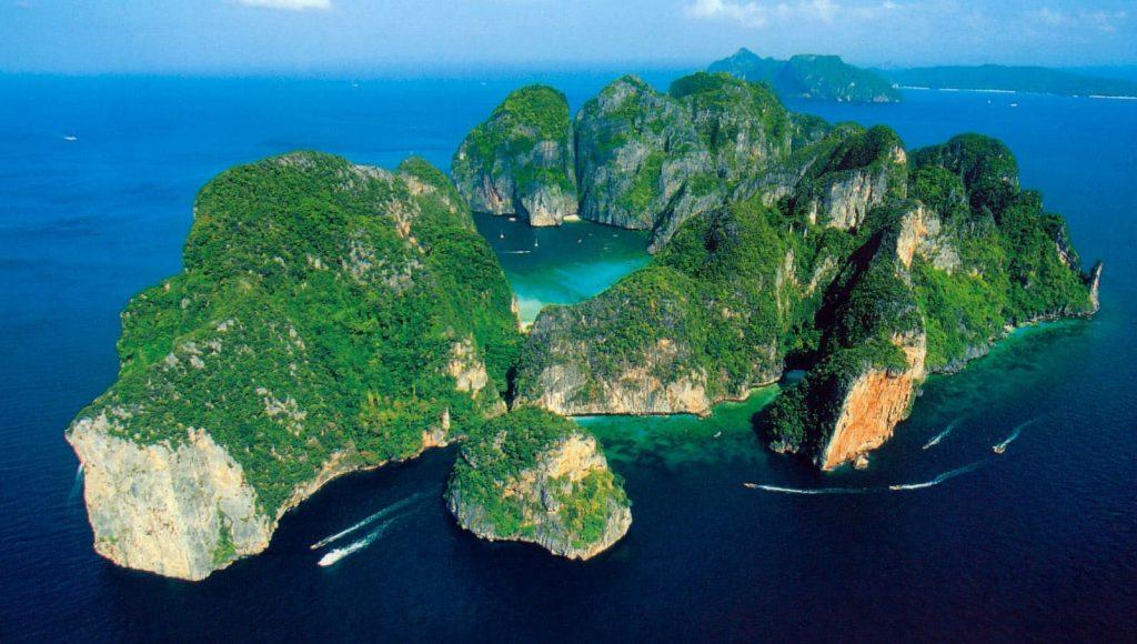 что посмотреть на острове Пхи Пхи