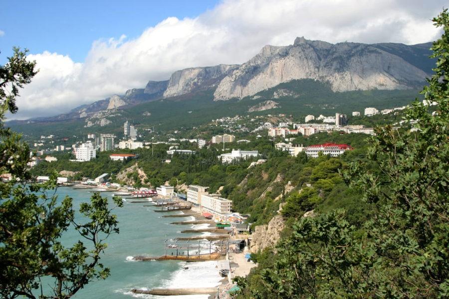 Крым южный берег