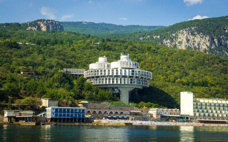 отдых в Ливадии - Крым