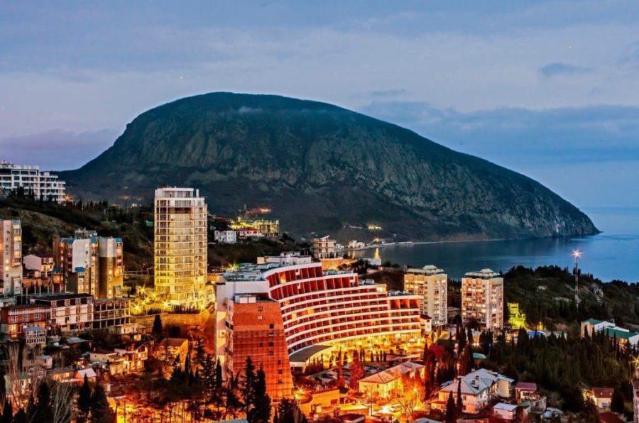 достопримечательности Гурзуфа - Крым