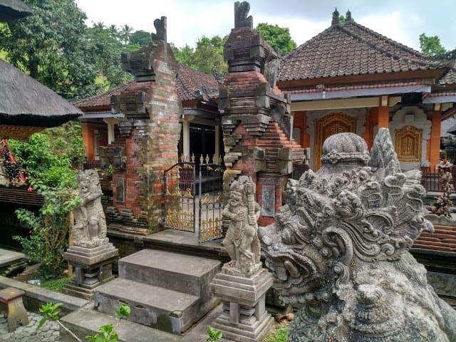 главные храмы на Бали
