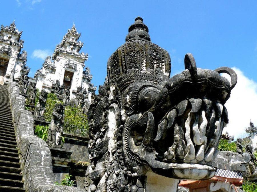храмы на острове Бали