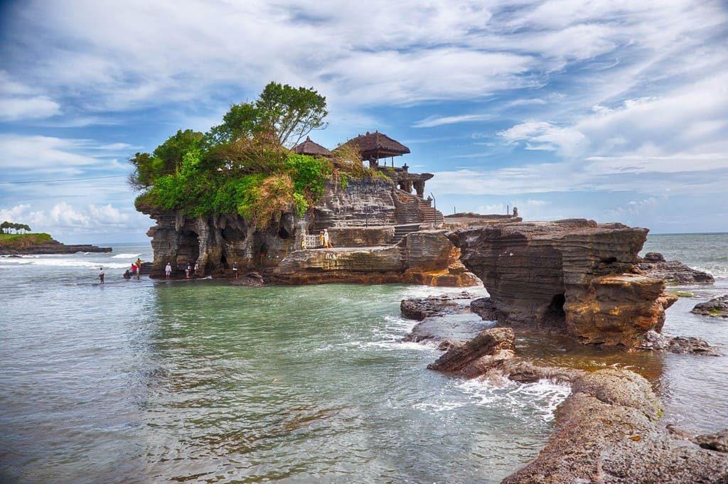 Бали остров храмов