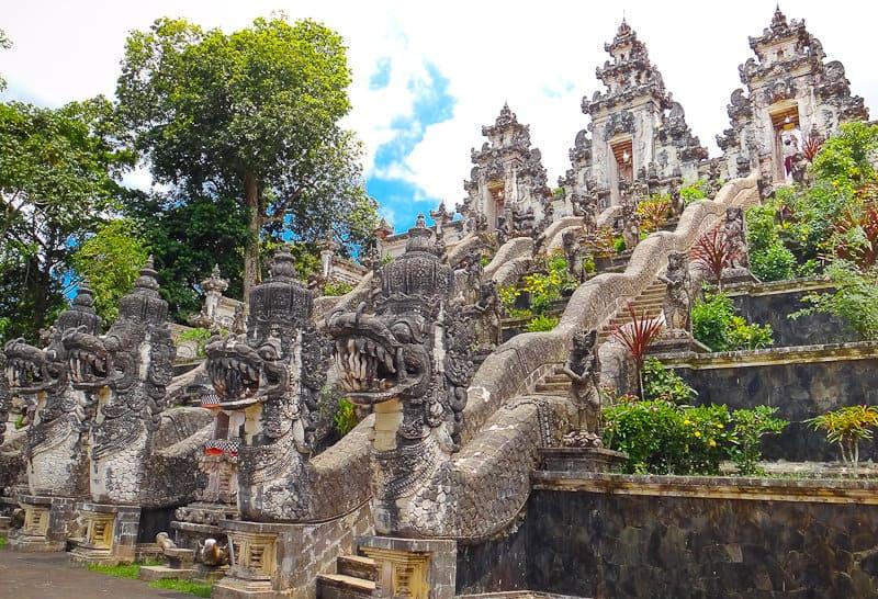 типы храмов на Бали