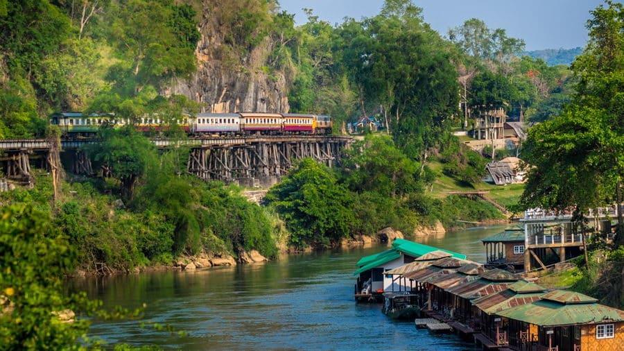 Экскурсия на реку Река Квай