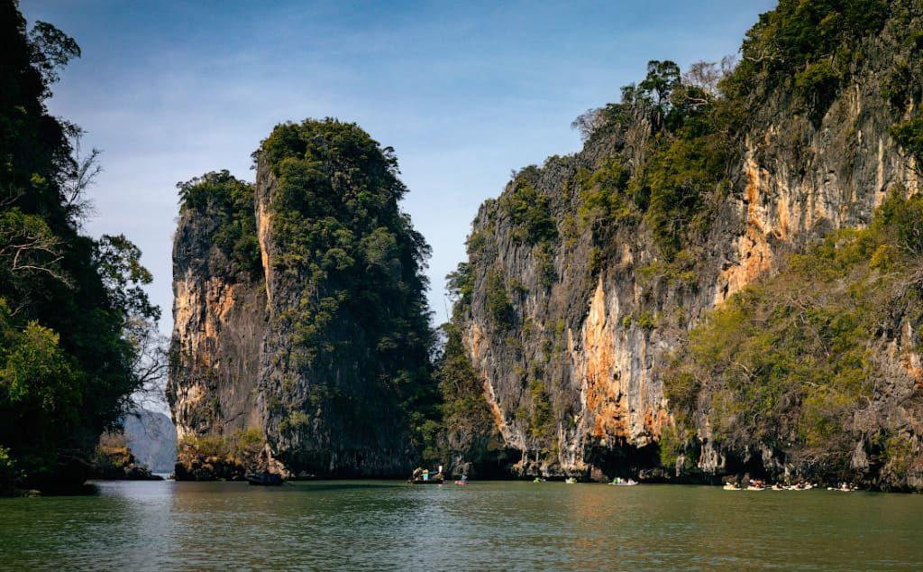 экскурсионный отдых в Таиланде