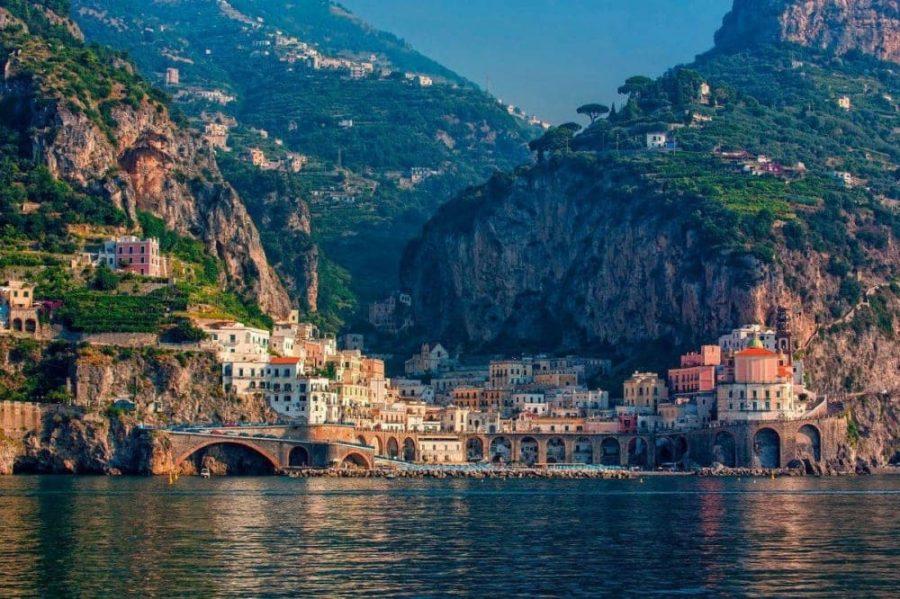 транспорт для путешествия по Италии