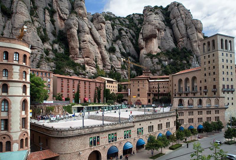 термальные источники Каталонии