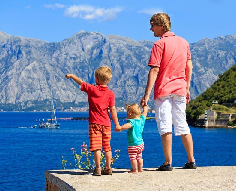 Черногория отдых с детьми может