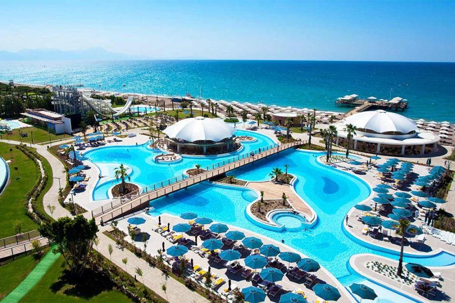 сезон отдыха в Турции