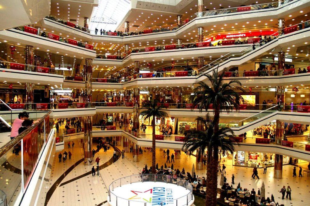 Турция для любителей шоппинга