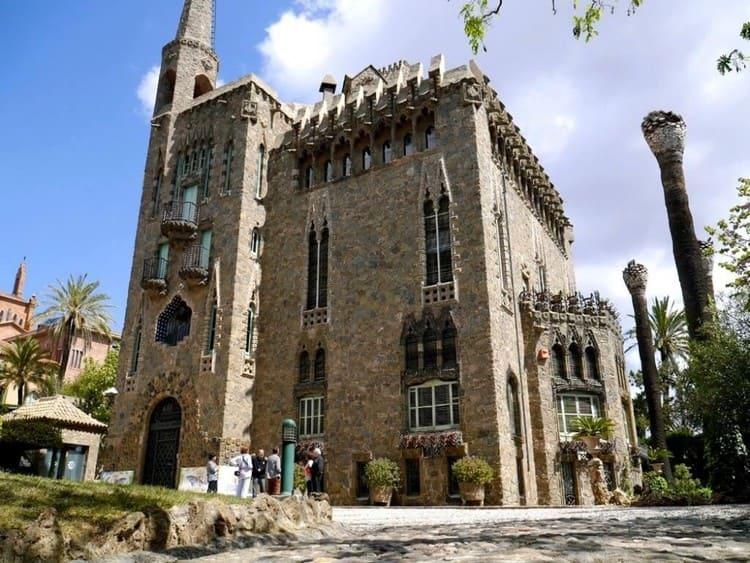 музеи Гауди в Барселоне