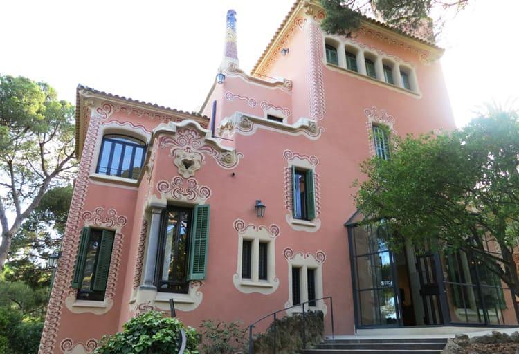 дом музей Антонио Гауди