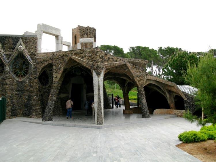 музеи Антонио Гауди