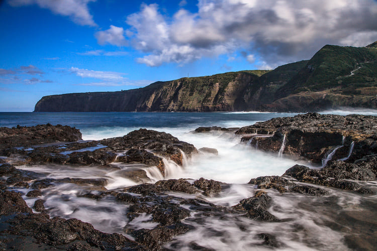 лучшие пляжи на Азорских островах