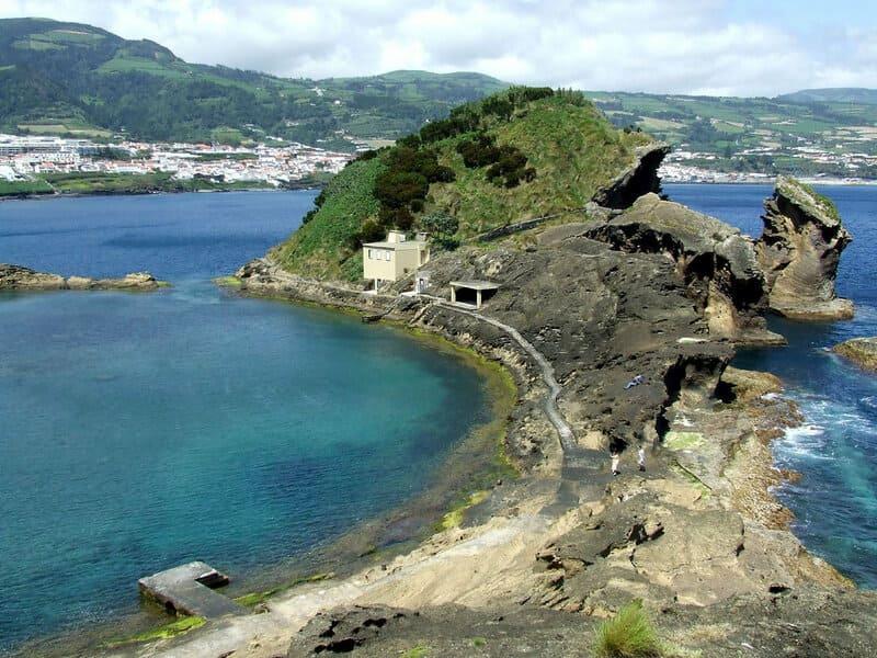отдых на пляжах Азорских островов