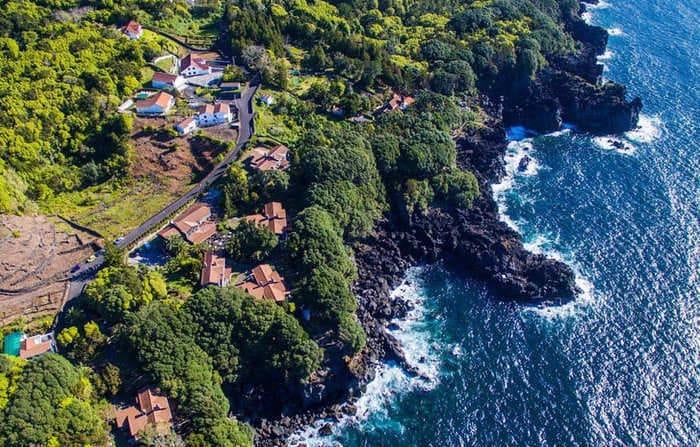 самые красивые пляжи на Азорских островах