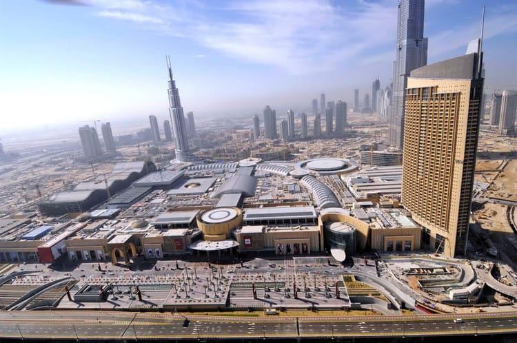развлечения в Дубай Молл