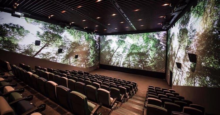 кинотеатр в торговом центре