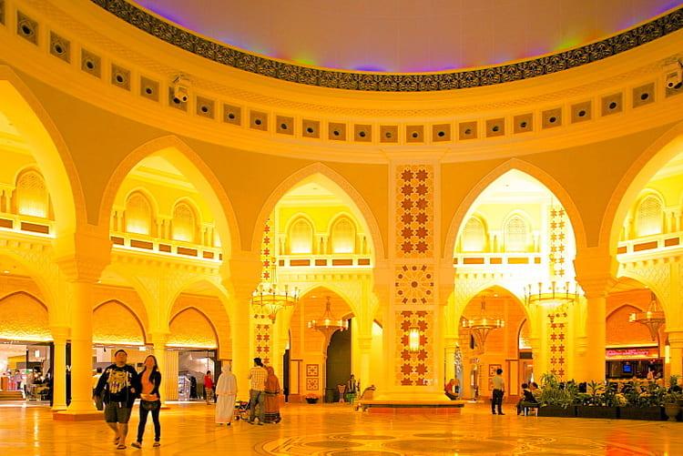 золотой базар в Дубай молл