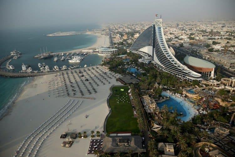 самостоятельная поездка в Дубай