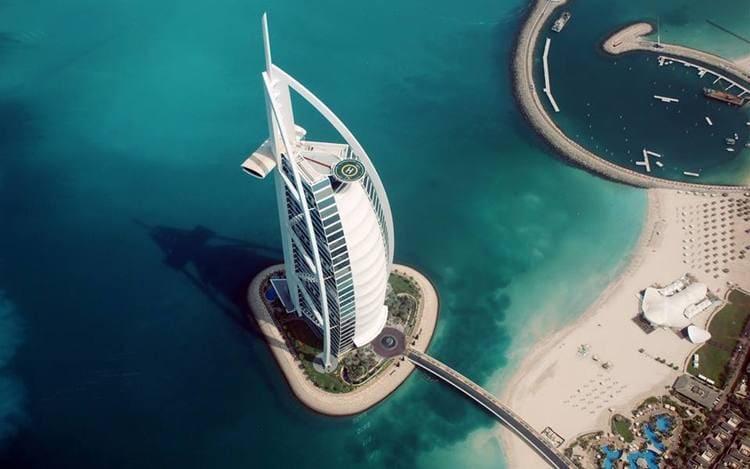 популярные отели в Дубае