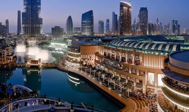 лучшие курорты в ОАЭ