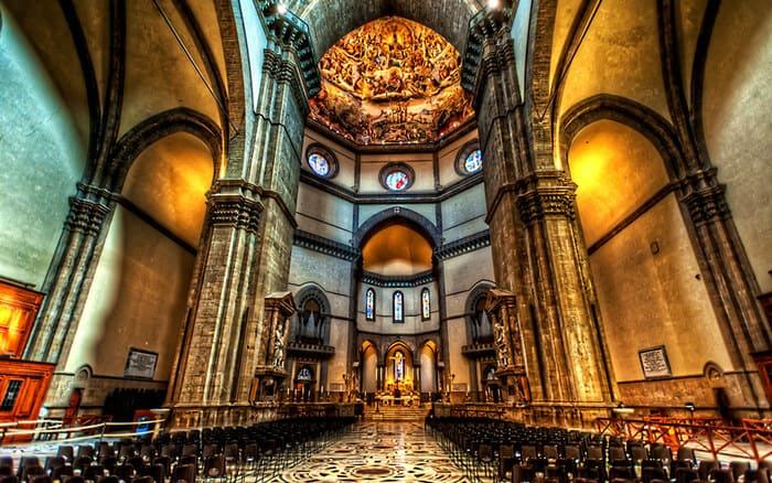 храм святой Марии Флоренция
