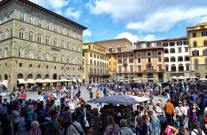 шопинг во Флоренции