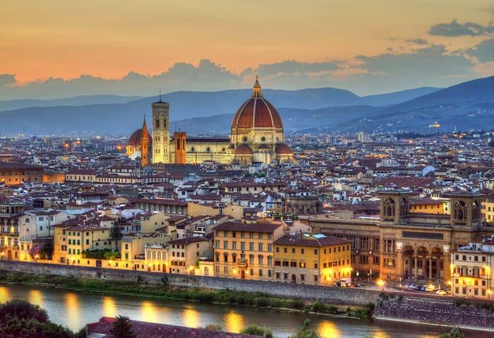 достопримечательности города Флоренция