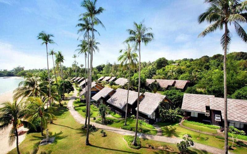 курорт Бинтан в Индонезии