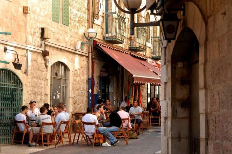 где поесть в Тел Авиве