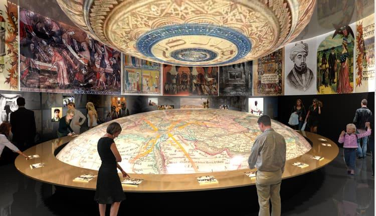 посетить музей