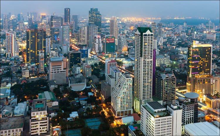 выбрать город для жизни в Таиланде
