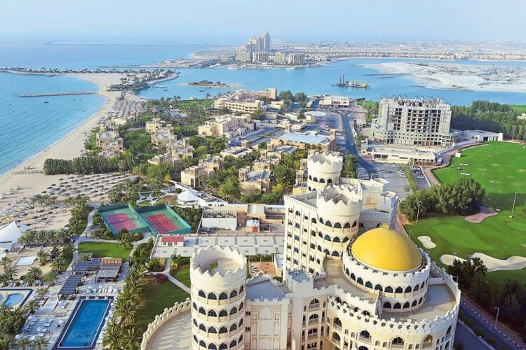 семь эмиратов для отдыха в ОАЭ