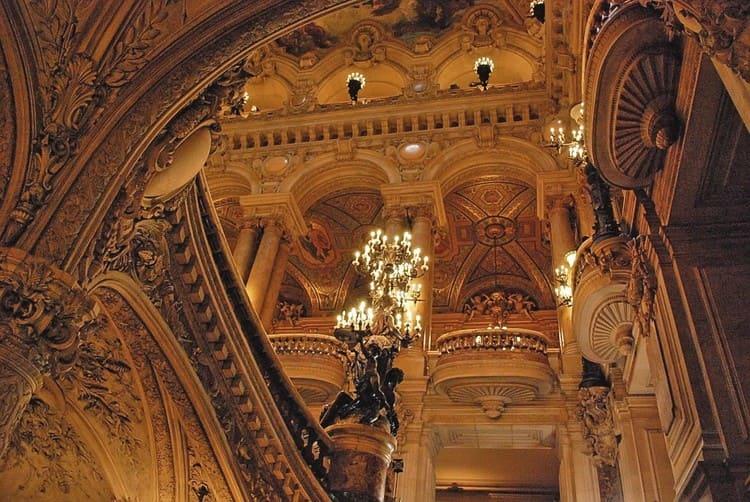 Гарнье в Париже достопримечательности