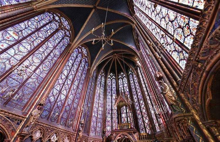 топ достопримечательностей в Париже