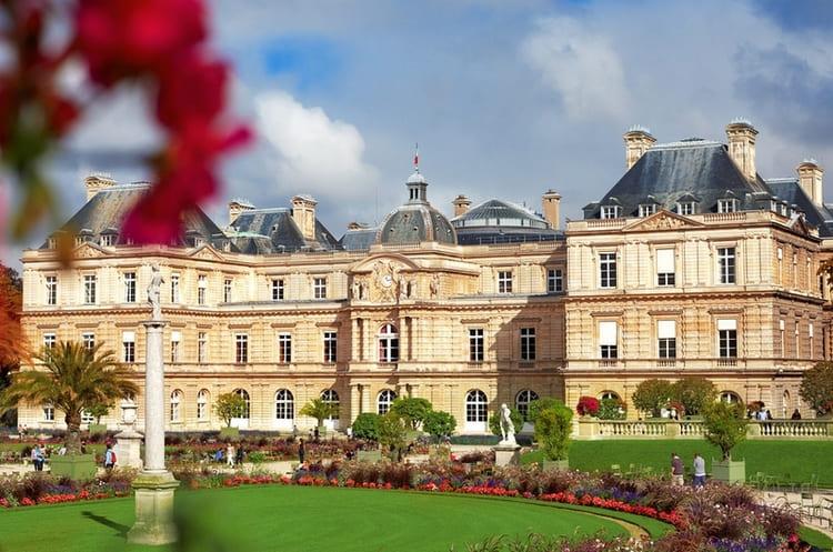 Люксембурский дворец в Париже