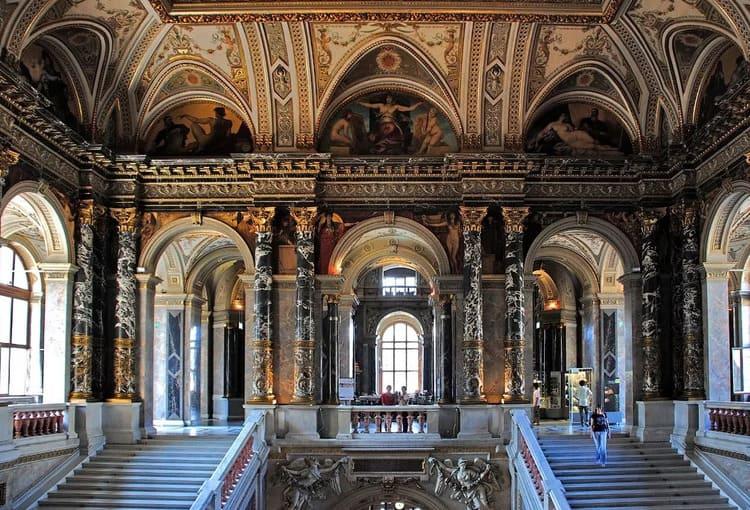 посетить музеи в Вене