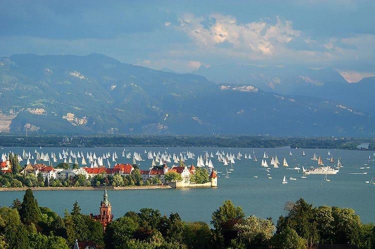 отдых на Боденском отдыхе Австрия