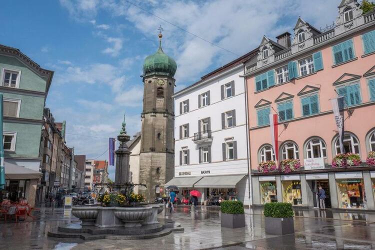 город Брегенц Австрия